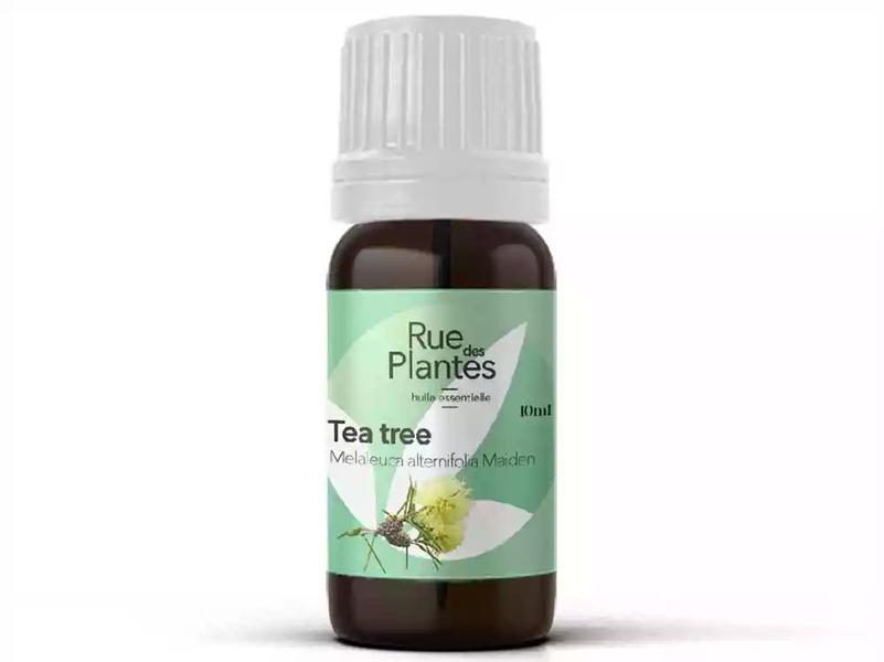 Rue des Plantes - Huile essentielle de tea tree bio 10ml