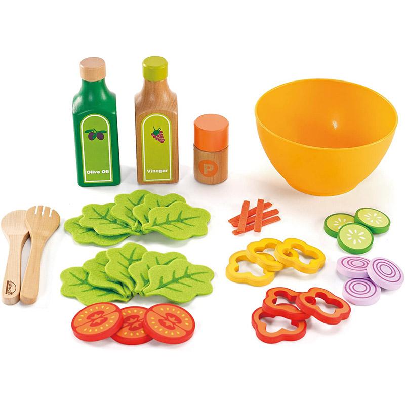 Hape - Cuisine Set de Salade E3116