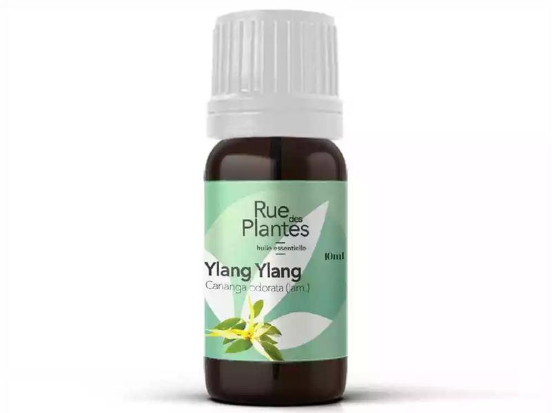 Rue des Plantes - Huile essentielle Ylang ylang bio 10ml