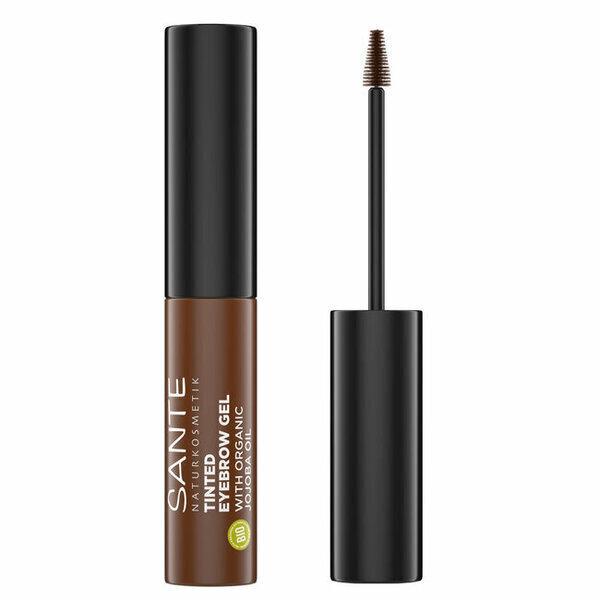 Sante Naturkosmetik - Mascara sourcils n°2 Brown - 3,5g