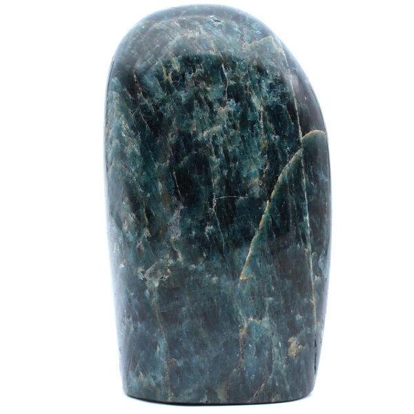 Ravaka & Mineraly - Apatite verte 650gr 115mm de Madagascar