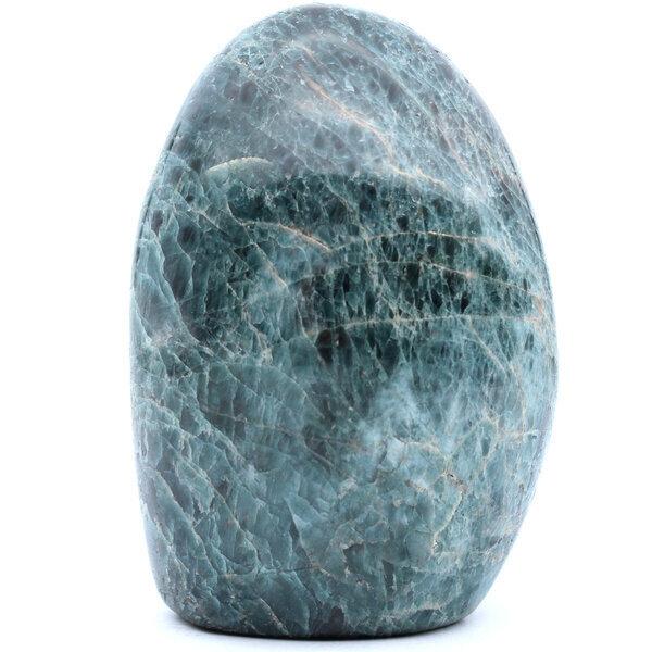 Ravaka & Mineraly - Apatite verte 700gr 105mm de Madagascar