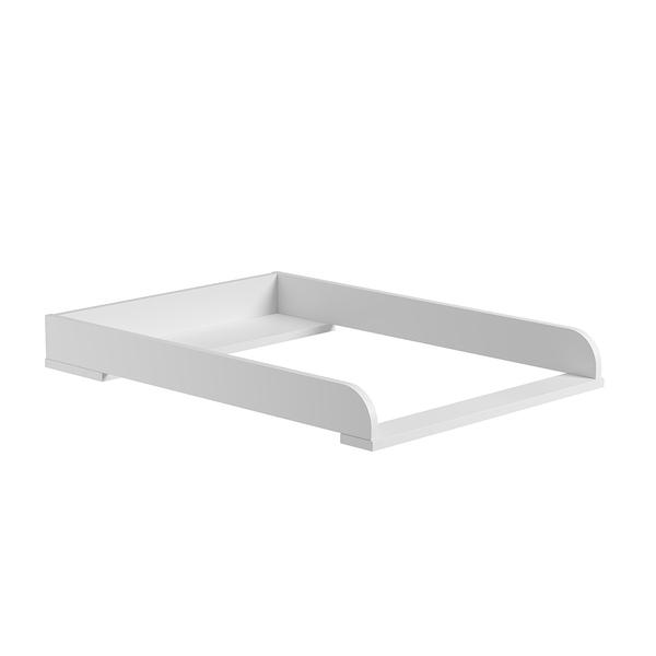 Vox - Plan à langer pour commode Playwood - Blanc