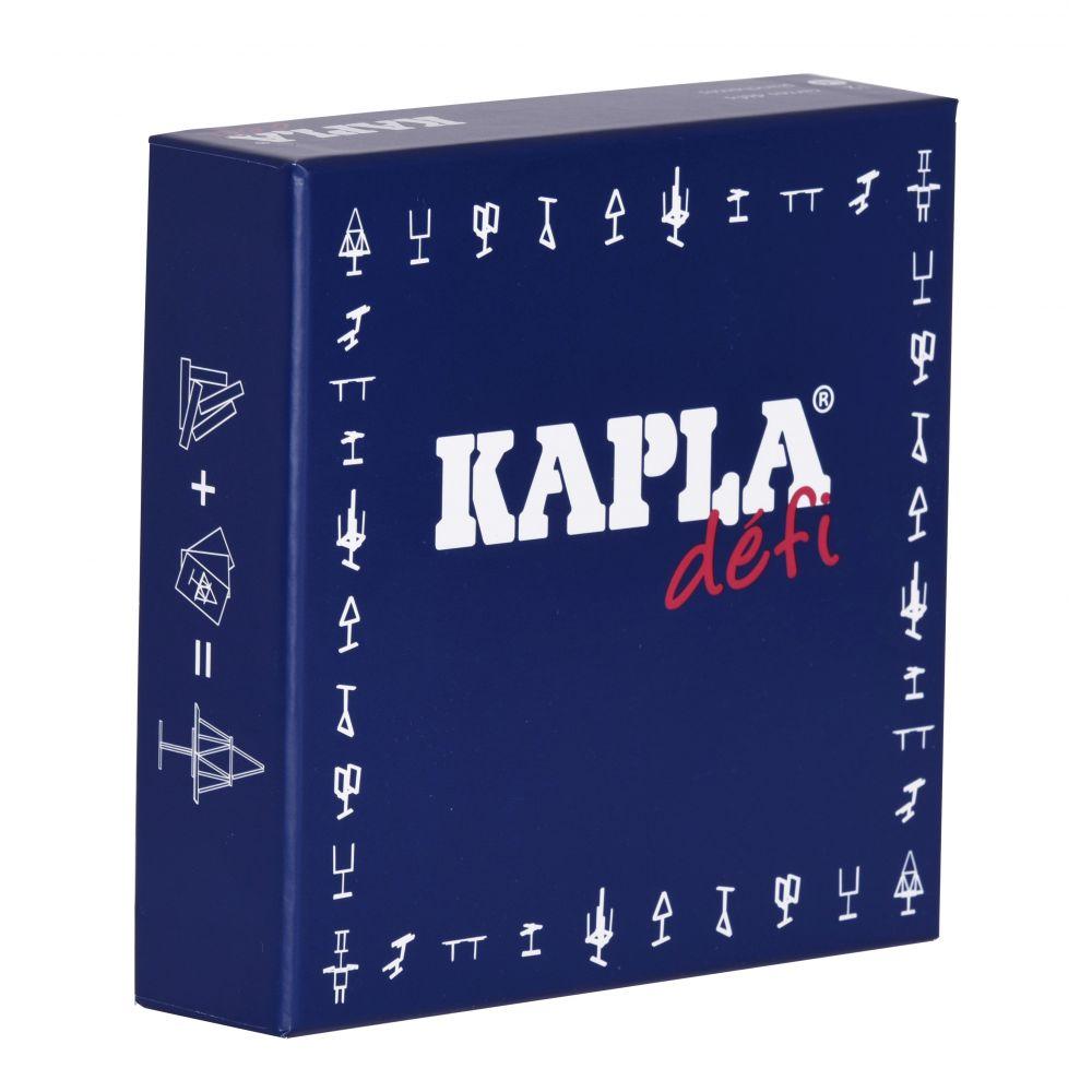Kapla - coffret jeu defis