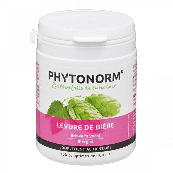 Phytonorm - Levure de Bière - 300 comprimés