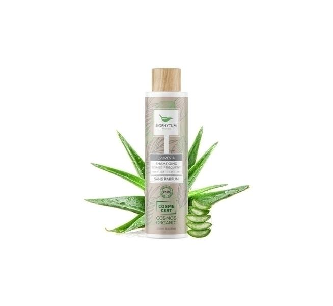 Biophytum - Shampoing Neutre Epurevia Usage Frequent 250 ml