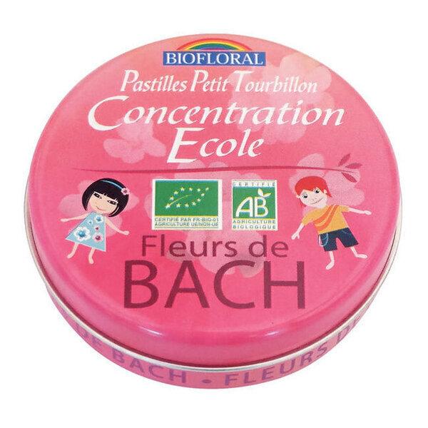 Biofloral - Pastilles Petit tourbillon bio sans alcool - Fleurs de Bach 50g