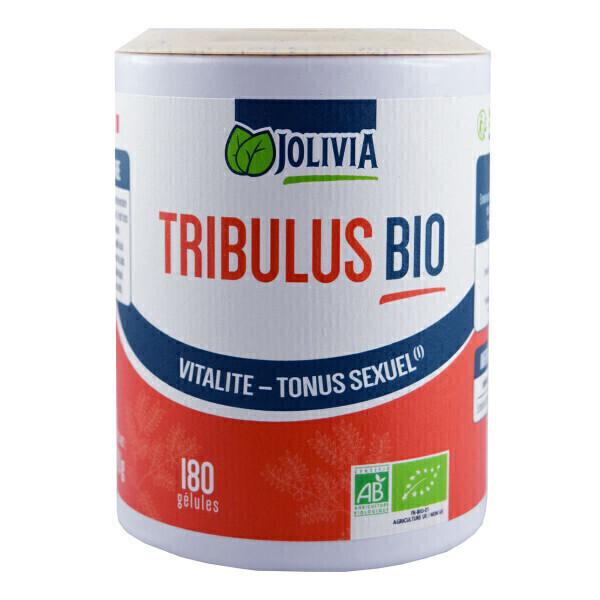 Jolivia - Tribulus Bio - 180 gélules de 300 mg