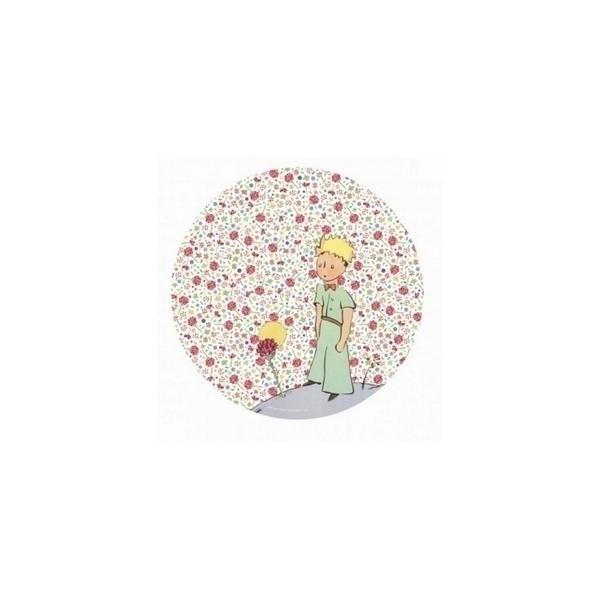Petit Jour - Assiette Melamine Petit Prince Rose