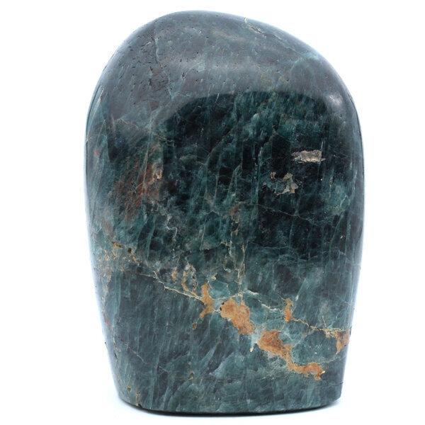 Ravaka & Mineraly - Apatite verte 910gr 105mm de Madagascar