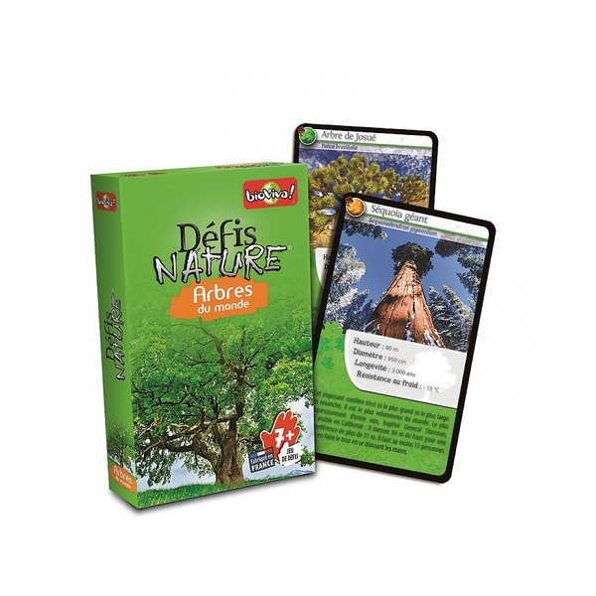 Bioviva - Defis nature arbres du monde