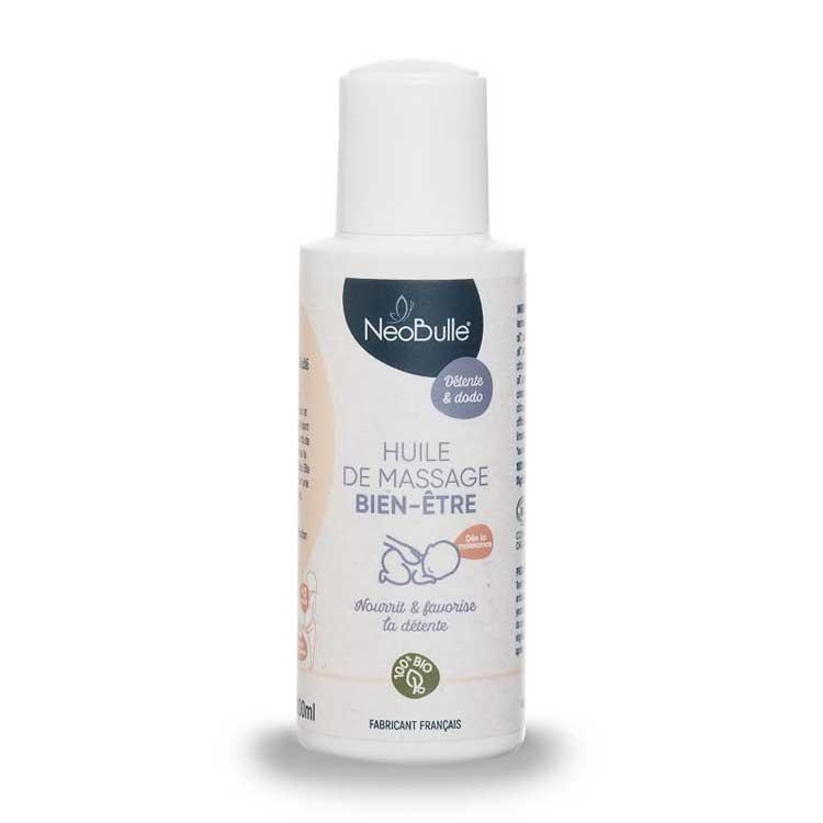 Néobulle - Bien-être, huile de massage