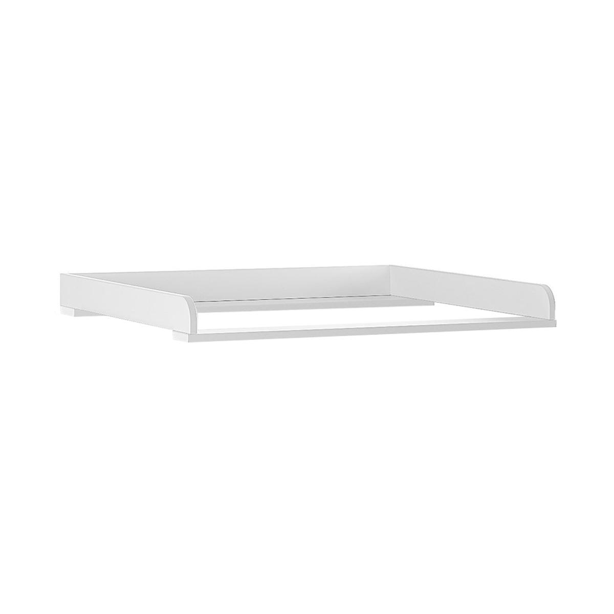 Pinio - Plan à langer pour commode à langer Marsylia MDF - Blanc