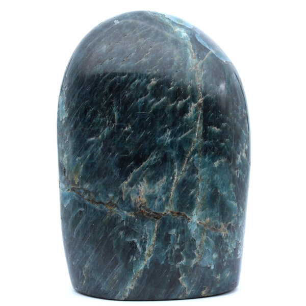 Ravaka & Mineraly - Apatite verte 790gr 110mm de Madagascar