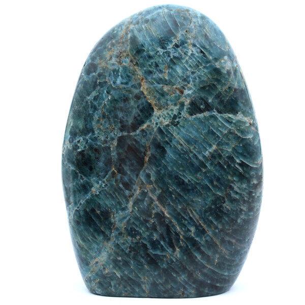 Ravaka & Mineraly - Apatite verte 830gr 120mm de Madagascar