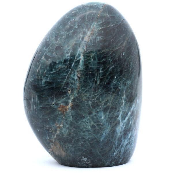 Ravaka & Mineraly - Apatite verte 1040gr 120mm de Madagascar