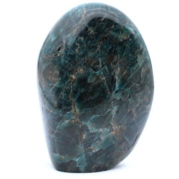 Ravaka & Mineraly - Apatite verte 530gr 100mm de Madagascar
