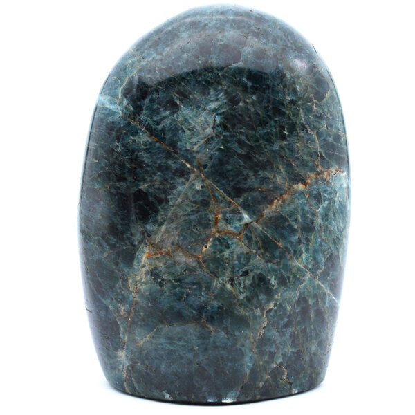 Ravaka & Mineraly - Apatite verte 750gr 110mm de Madagascar