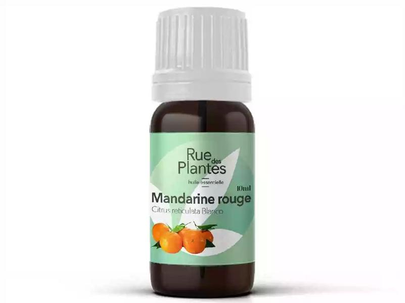 Rue des Plantes - Huile essentielle de mandarine rouge bio 10ml