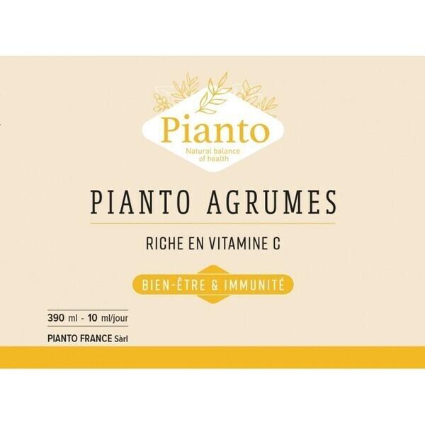 Pianto - Pianto agrumes 390ml