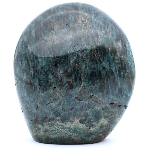 Ravaka & Mineraly - Apatite verte 870gr 100mm de Madagascar