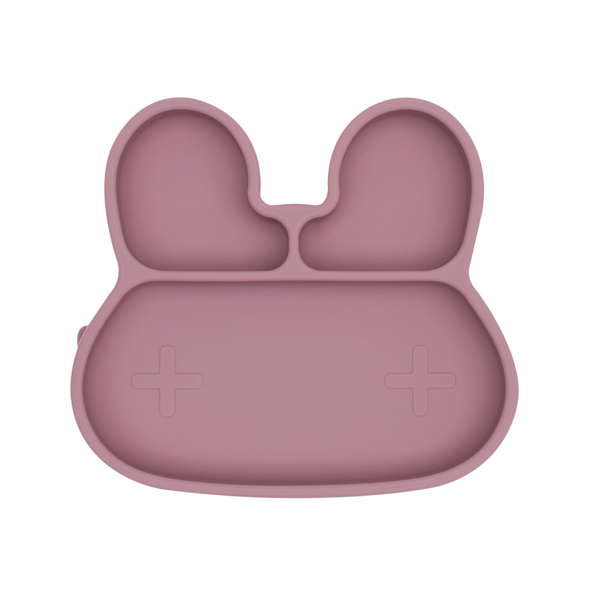 We Might be Tiny - Assiette en silicone Lapin