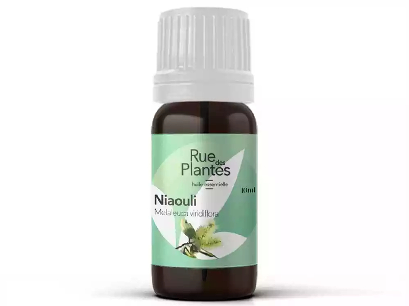 Rue des Plantes - Huile essentielle de niaouli bio 10ml