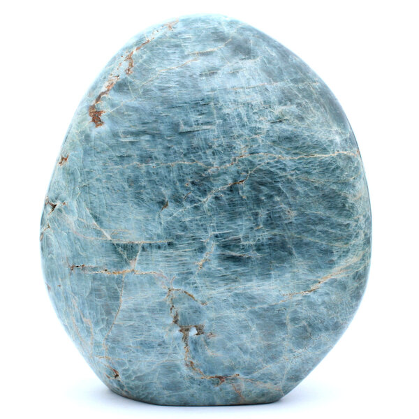 Ravaka & Mineraly - Apatite verte 1770gr 130mm de Madagascar