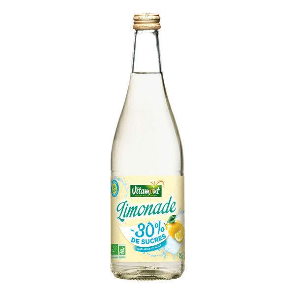 Vitamont - Limonade -30% de sucres 75cl