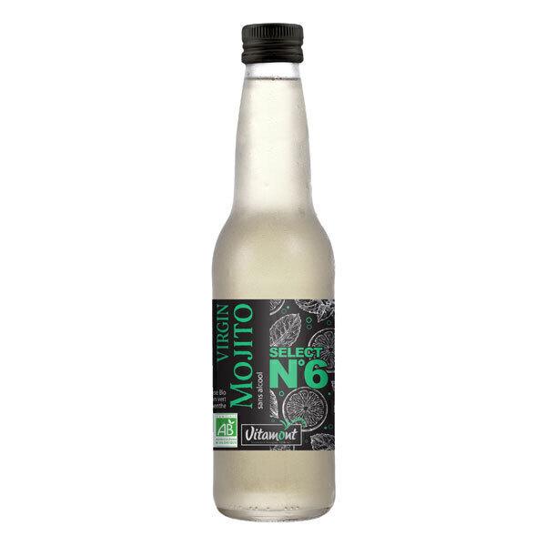 Vitamont - Soda Virgin Mojito 33cl