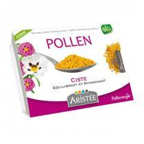Aristée Pollenergie - Pollen de Ciste frais bio - Aristée - Barquette de 250g