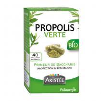 Aristée Pollenergie - Propolis verte de Baccharis bio Aristée - 40 gélules