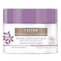 Cattier - Baume corps onctueux - Pêche et Ylang-ylang 200ml