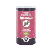 Aromandise - Poudre d'aspirateur Senteur Lavande - Boîte 40g
