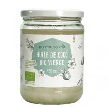 Greenweez - Huile de coco bio vierge 430ml