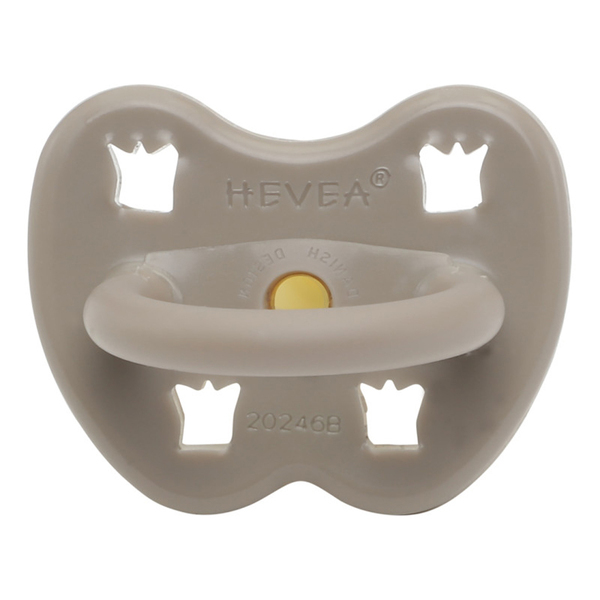 Hévéa - Tétine physiologique couronne Reindeer grey 3-36 mois