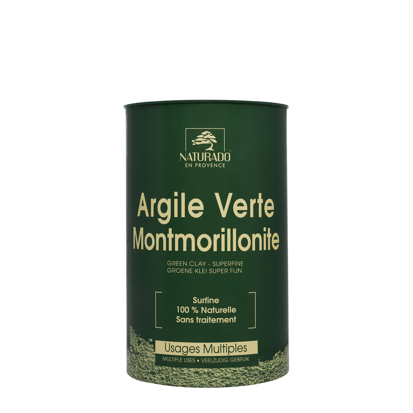 Naturado - Argile Verte Surfine Montmorillonite 300g