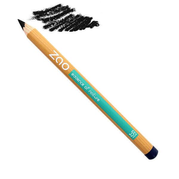 Zao MakeUp - Crayon yeux 551 Noir