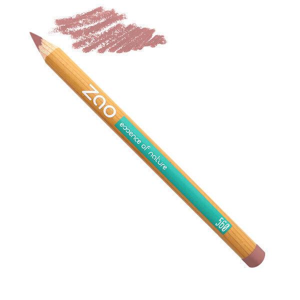 Zao MakeUp - Crayon Lèvres 560 Sahara