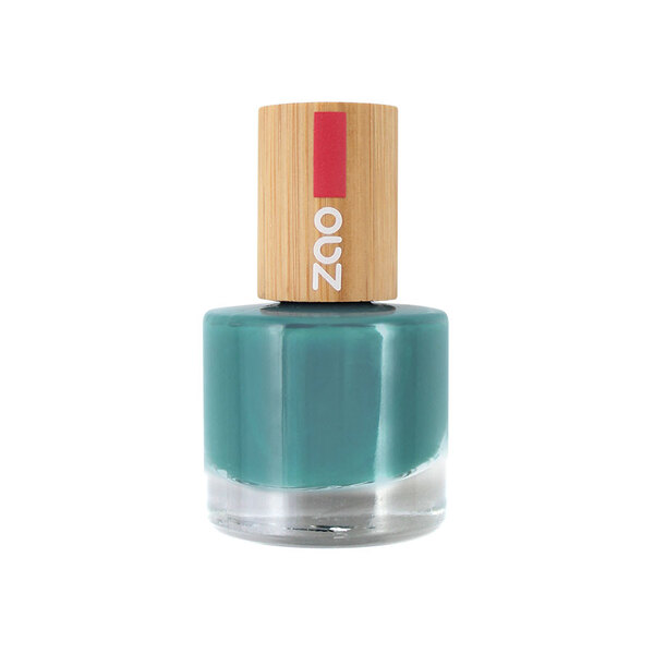 Zao MakeUp - Vernis à ongles : 676 Biscay bay