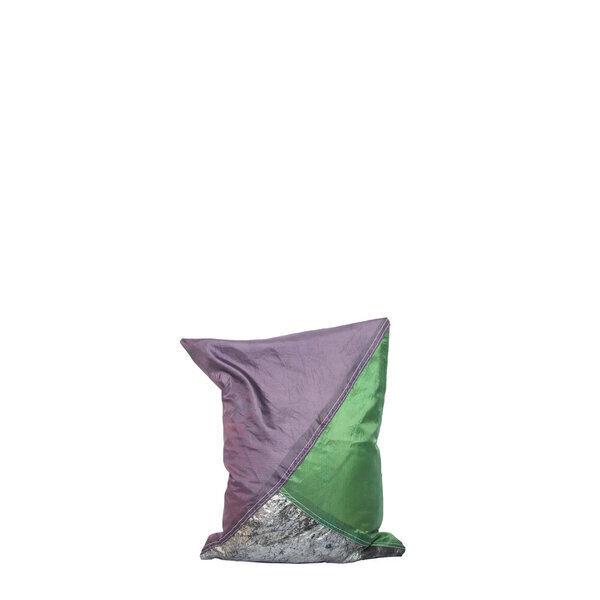 La tête dans les nuages - CUMULONIMBUS Violet, Vert  et Fer