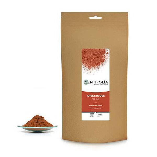 Centifolia - Argile Rouge - Peaux sujettes aux rougeurs 250g