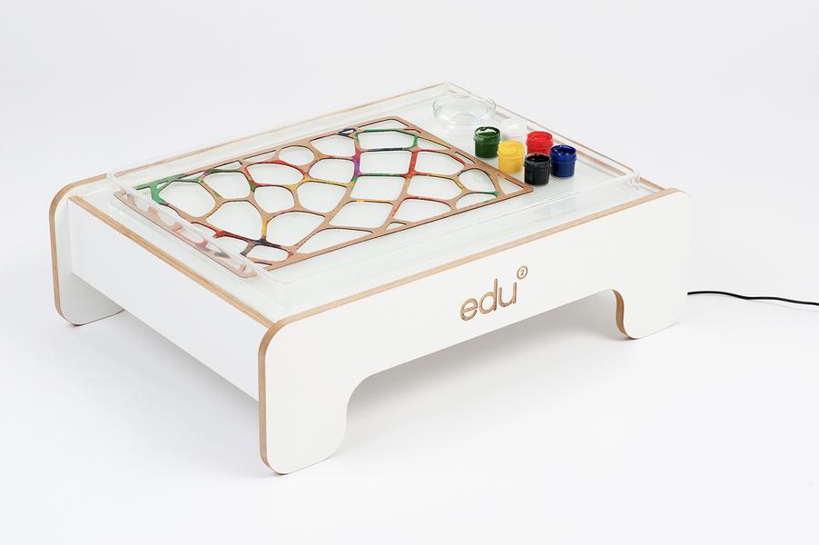 edu2 - Table de jeu lumineuse éducative