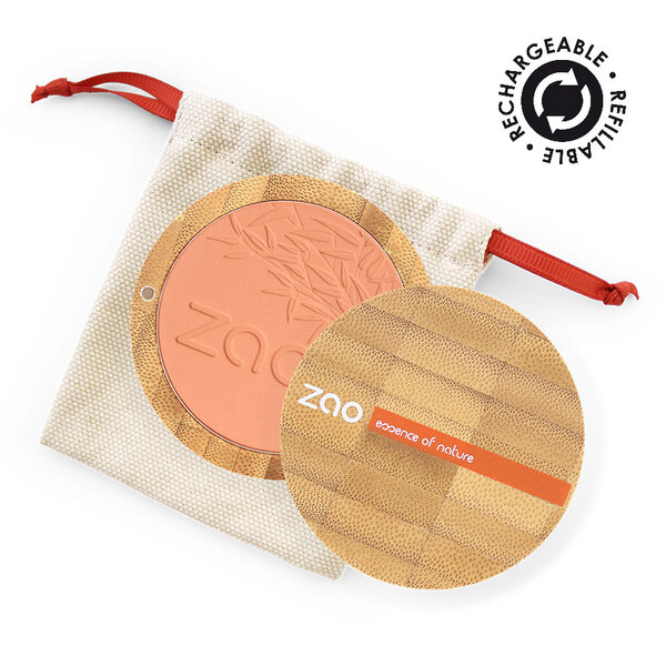 Zao MakeUp - Fard à joues 326 Eclat naturel