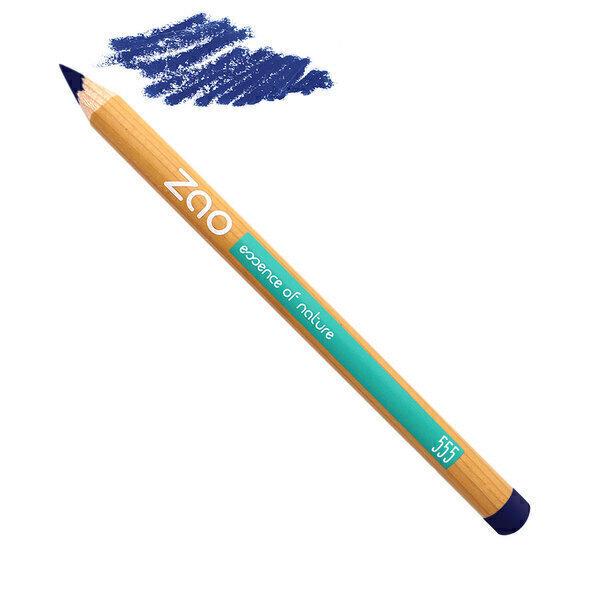 Zao MakeUp - Crayon Yeux 555 Bleu