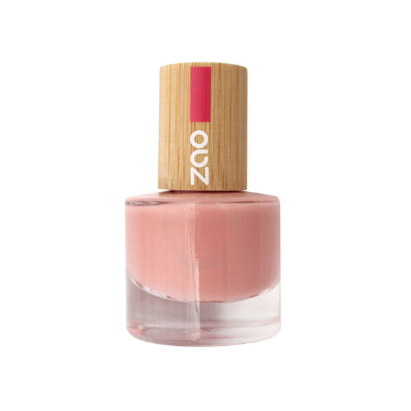 Zao MakeUp - Vernis à ongles : 662 Rose poudré
