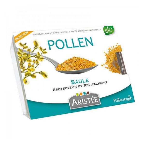 Aristée Pollenergie - Pollen frais de Saule bio - Aristée - Barquette de 250g