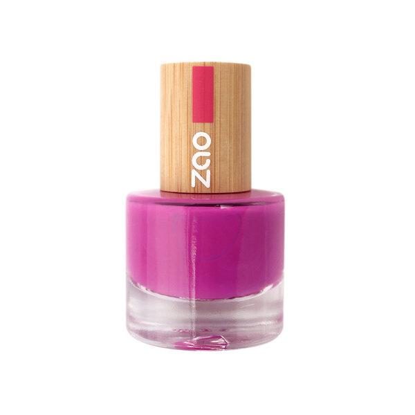Zao MakeUp - Vernis à ongles : 661 Fuchsia
