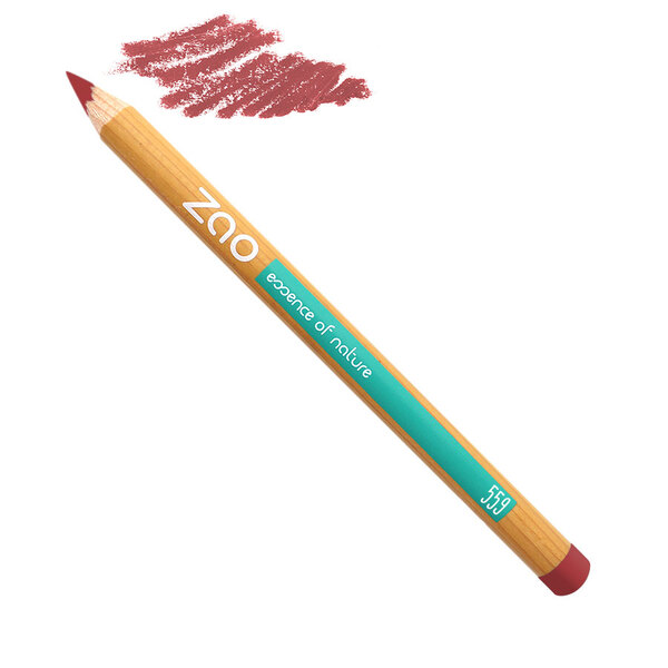 Zao MakeUp - Crayon lèvres 559 Colorado