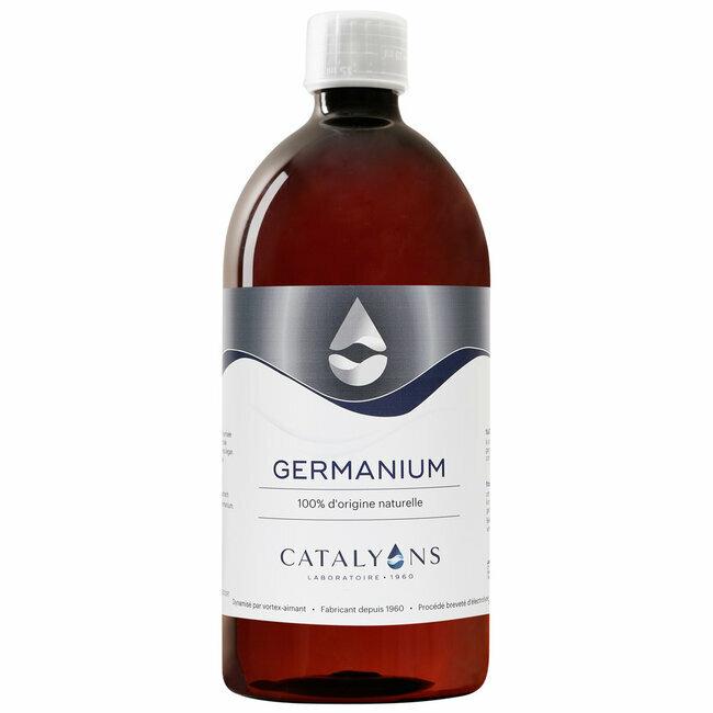 Catalyons - Germanium oligo précieux - Flacon 1 Litre